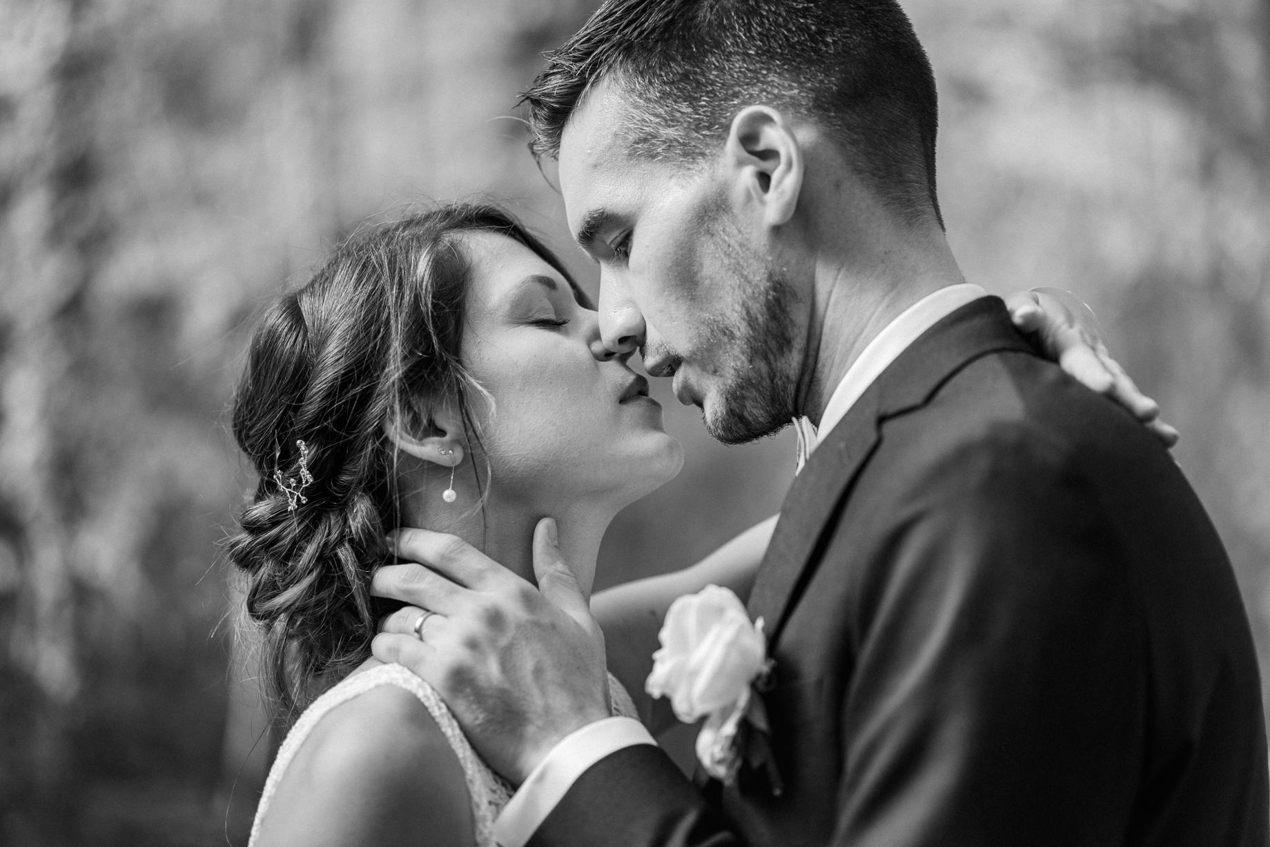 Photographie de mariage de Mathilde et Jeremie par Jacques Dieppedalle